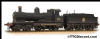 Bachmann 31-086A 3200 (Earl) Class 9018 BR Black Early Emblem Weathered